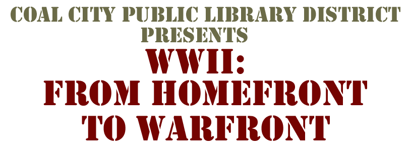WWII:  From Homefront to Warfront
