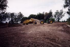 Top soil dressing