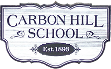Image of the Carbon HIll School Museum sign