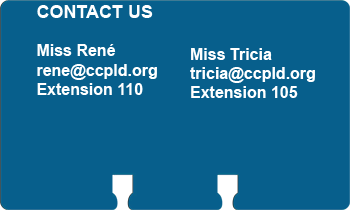 CCPLD Children's Contacts